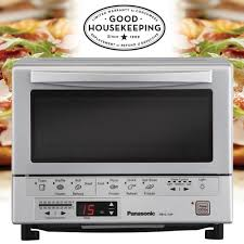Toaster Oven Cake Recipes Amazon Com Panasonic Nb G110p Flash Xpress Toaster Oven Silver