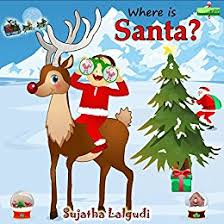 children s books where is santa picture