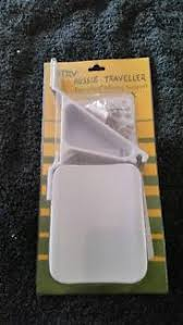 Aussie Traveller Awning Diy Window Door Awning Cover Transparent 100 X 200cm Awn Pc6mo 1x