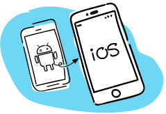 android to apple things to when switching from android to iphone