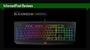 razer black friday review razer blackwidow chroma informed pixel