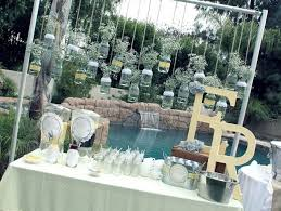 wedding backdrop letters jar wedding backdrop and large paper mache letters