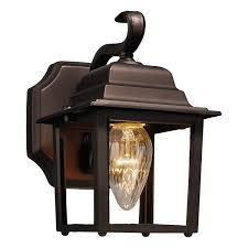 Dusk To Dawn Porch Light Brinks 7564d 113 1 Coach Light With Photocell Dusk To Dawn Bronze