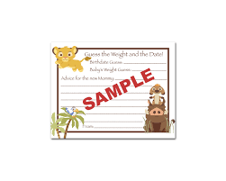 baby lion king baby shower invitations u2014 liviroom decors simple