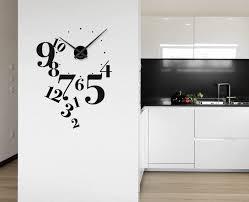 wandtattoo designer ideen kühles wanduhr design wohnzimmer get cheap wanduhr