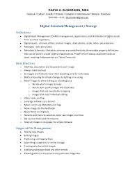 Asset Management Resume Sample by Asset Management Resume Pdf Corpedo Com
