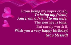 birthday wishes for crush make his bday special
