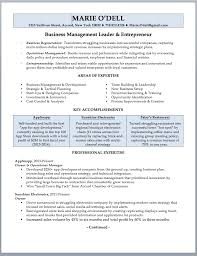 Samples Of A Resume For Job by Business Owner Resume Sample U0026 Writing Guide Rwd