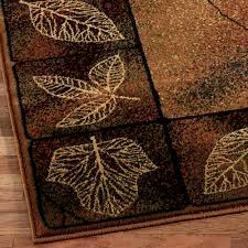 pine cone area rug gold leaf area rug