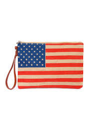 American Flag Rugs Riah Fashion American Flag Clutch From California U2014 Shoptiques