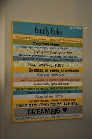 Family House Rules I Love These Family Rules I Want Them Hanging In My House But I