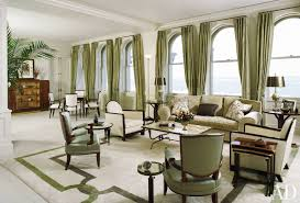 Traditional Home Interiors Living Rooms Traditional Living Room Designs With Green Curtain Designs Ideas