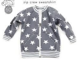 hoodie sewing pattern pdf sizes 0 to 6t photo tutorial