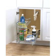 storage bins kitchen cupboard storage drawers cabinet door bins