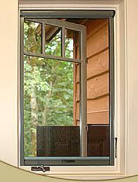 retractable casement window screens by glide screen