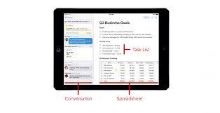 Spreadsheet Integration Quip Update Ushers In Spreadsheet Integration Slashgear