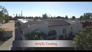 Surecoat Roof Coating by Silicone Roof Coating Los Angeles American High Tech Roof