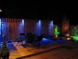 Exterior Led Strip Lighting Outdoor And Patio Led Strip Light Examples Weather Resistant Leds