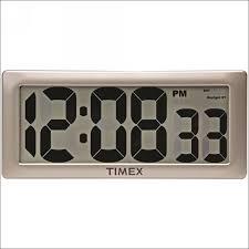 interiors design marvelous shelf clock small digital clock