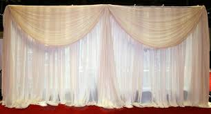 wedding backdrop and stand portable curtain frame free online home decor oklahomavstcu us