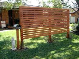 cheap garden screening ideas