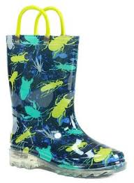 light up rain boots this western chief boot is puzzlingly cute so perfect for the