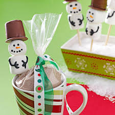 19 ways to build a snowman treat taste of home