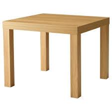 Ikea Working Table Lack Side Table Oak Effect 55x55 Cm Ikea