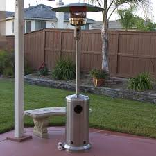 propane outdoor patio heaters incredible patio heaters propane stainless steel outdoor patio