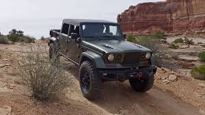 jeep safari 2015 2016 easter jeep safari concept trucks test drives with photos