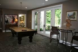 finished walkout basement floor plans apartments walk in basement modern style basement house designs