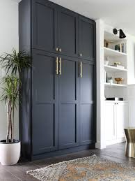 Kitchen Pantry Cupboard Designs by Built In Pantry With Semi Handmade K I T C H E N Pinterest