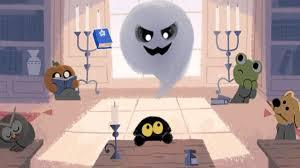 halloween games com happy halloween google doodle halloween flash game 2016 youtube