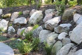 retaining walls grand rapids landscaping walls boulder walls