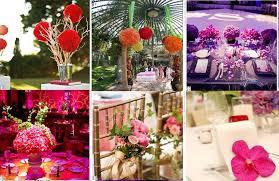 deco fleur mariage salle mariage decoration le mariage