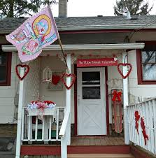 heart decorations home astounding home porch valentine outdoor design show harmonious