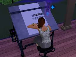 Drafting Table The Sims Wiki FANDOM Powered By Wikia - Designer drafting table