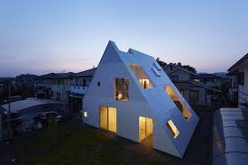 a frame house this japanese version of an a frame houses both indoor and outdoor