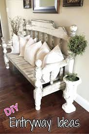 Bench For Foyer by The 25 Best Small Entryway Bench Ideas On Pinterest Small