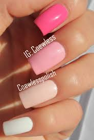 notd u2013 pink ombre ombre nail designs ombre and toe