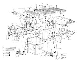 craftsman table saw parts model 113 craftsman craftsman 9 inch direct drive table saw parts model