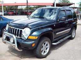 2006 green jeep liberty 2006 jeep