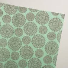 turquoise wrapping paper wrapping paper gift wrap rolls world market