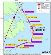 map of virginia and carolina 11cch04 photos and maps post hurricane irene coastal oblique