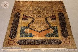 Silk Turkish Rugs The Oriental Rug Gallery Ltd U2022 Rugs U0026 Carpets Gallery Antique