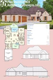 House Plans French Country by Plush 1 French Country House Plans 2800 Sf Square Foot Images