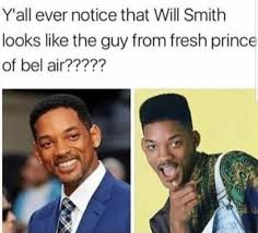 Carlton Banks Meme - y all ever notice that will smith looks like the guy from fresh
