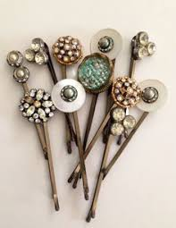 hair pins 10 chic bobby pin designs to flaunt bobby fancy and craft