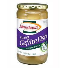 rokeach gefilte fish sweet gefilte fish