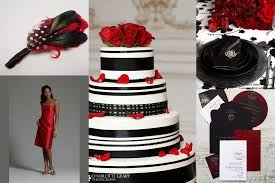 black and white with a touch of red u2013 leehenry events llc